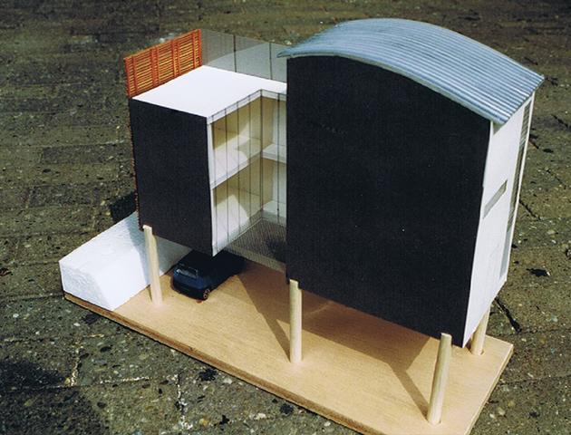 Maquetten Apeldoorn halma architecten