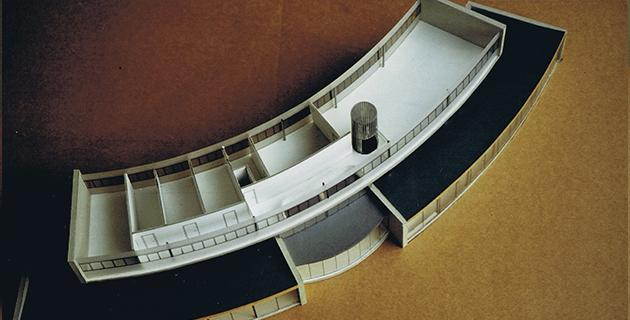Woonhuis Maquetten halma architecten 2