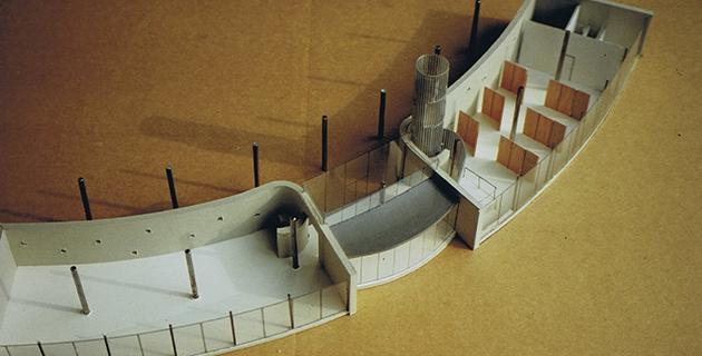 Woonhuis Maquetten halma architecten 3