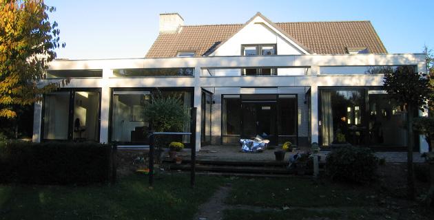 Woonhuis uitbreiding Molenhoek halma architecten 2