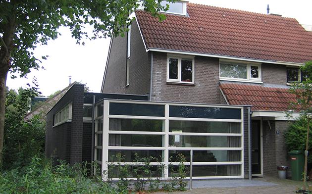 uitbreiding woonhuis malden 2008