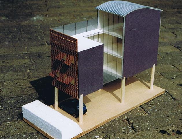 Maquetten Apeldoorn halma architecten 2